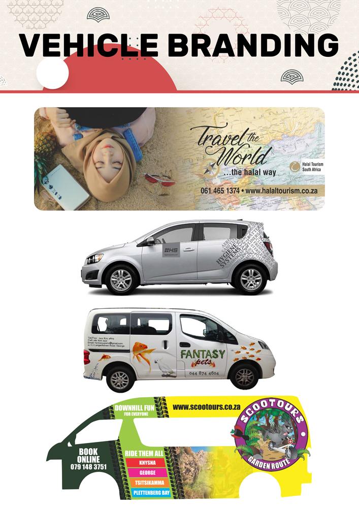 Vehicle-Branding